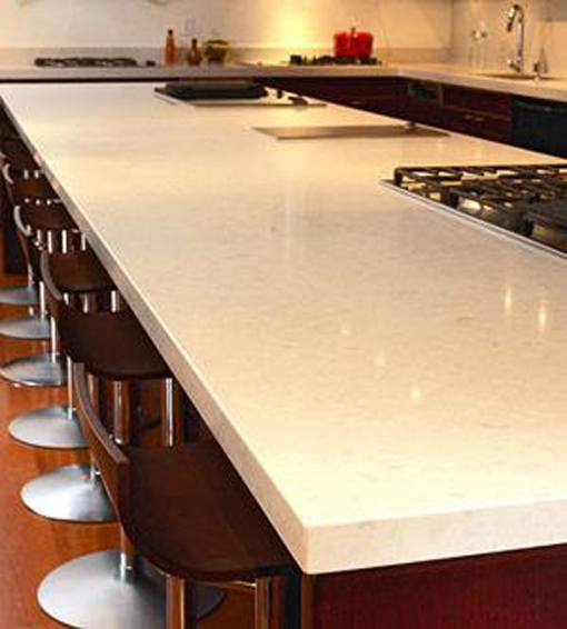 Solid Surface Kitchen Cabinet: Mister Cabinet